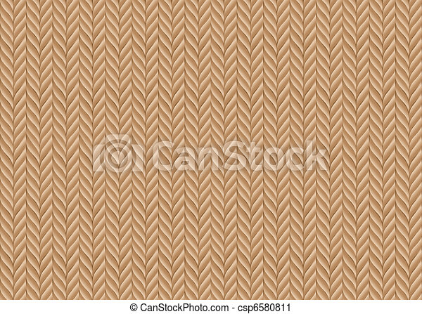 Knitted background - csp6580811