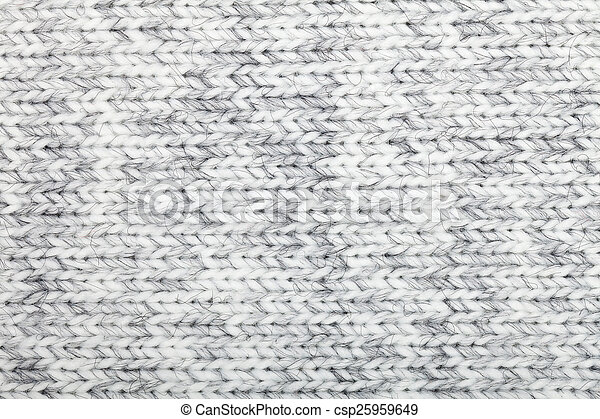0802d6498fb Knitted melange fabric cloth pattern. Grey knitted fabric made of ...