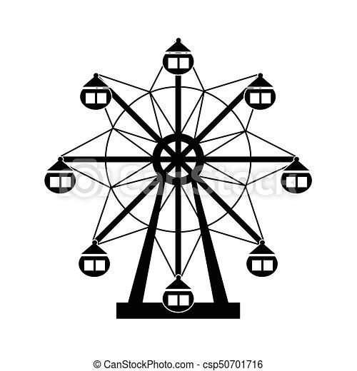 koło, ferris - csp50701716