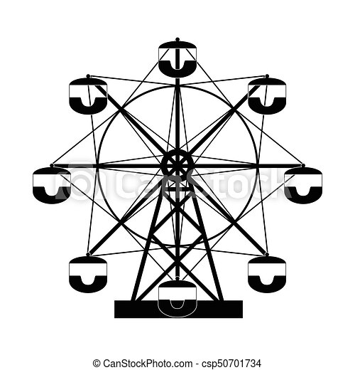 koło, ferris - csp50701734