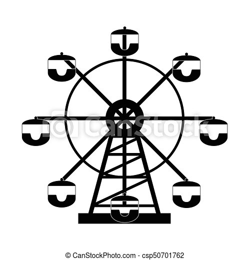 koło, ferris - csp50701762