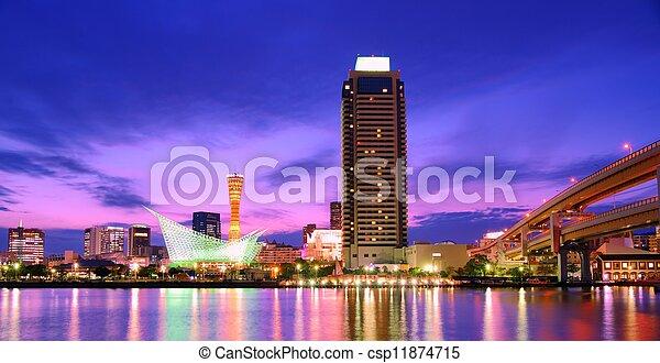 Kobe Japan Port Tower - csp11874715