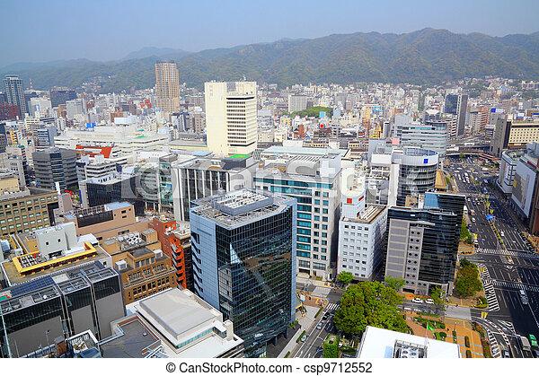 Kobe, Japan - csp9712552