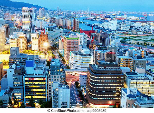 Kobe Japan - csp9905939