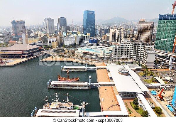 Kobe, Japan - csp13007803