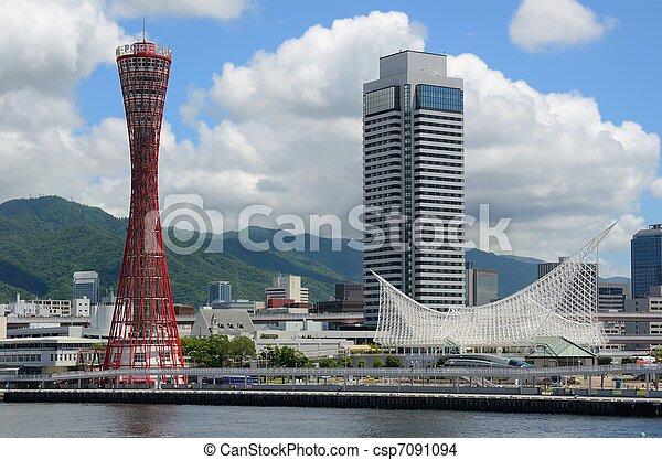 Kobe Skyline - csp7091094