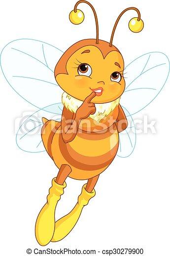 kobiecość, pszczoła - csp30279900