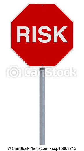 kockáztat - csp15883713