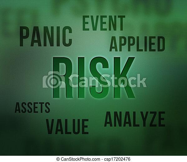 kockáztat - csp17202476
