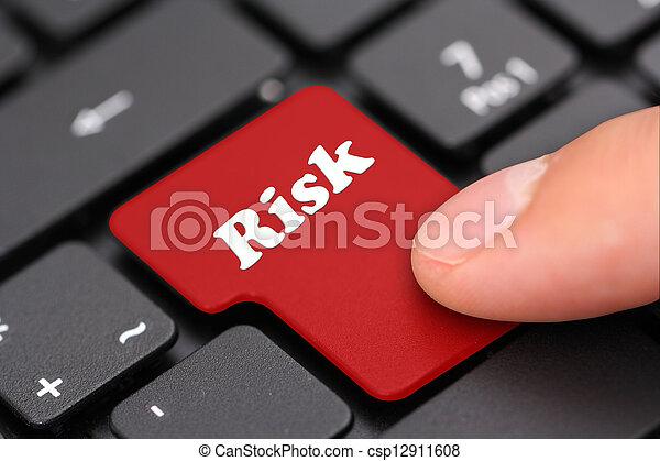 kockáztat - csp12911608