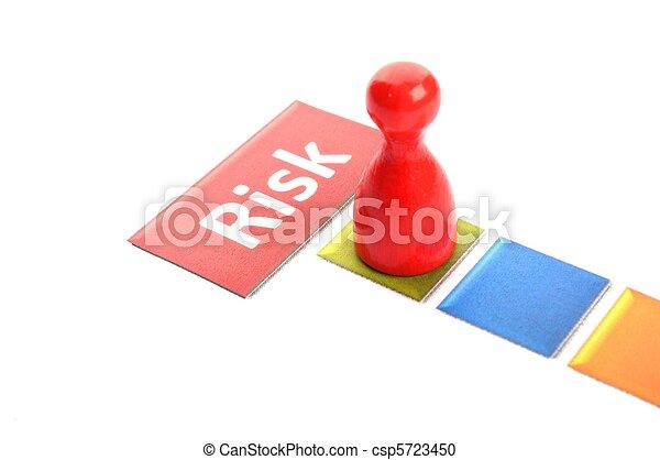 kockáztat - csp5723450