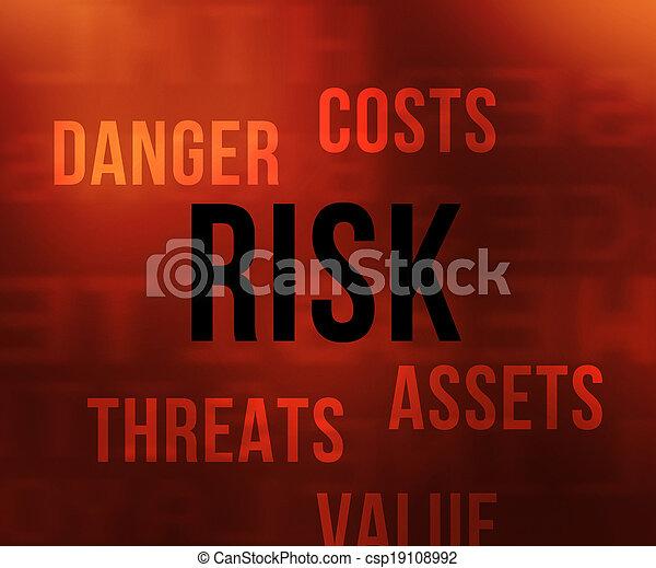 kockáztat - csp19108992