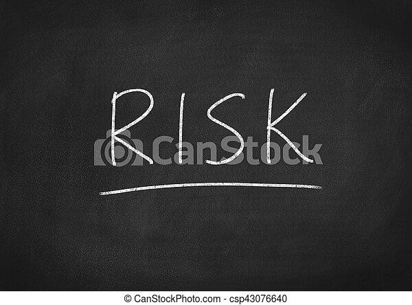 kockáztat - csp43076640