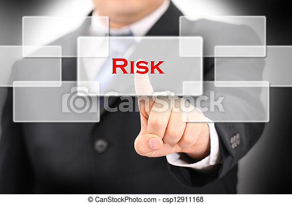kockáztat - csp12911168