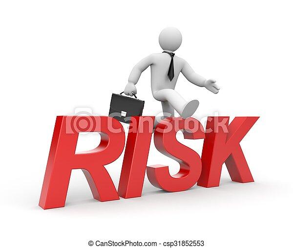 kockáztat - csp31852553