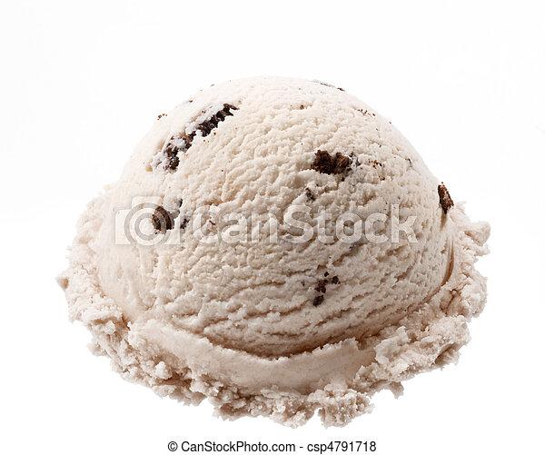koekjes, ijs - csp4791718