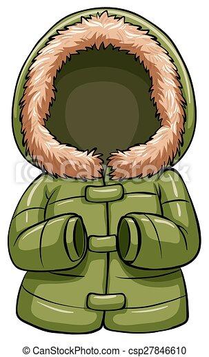 koerper, grün, wärmer - csp27846610