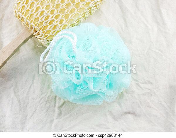 Dusche Putzen koerper schwamm schrubben bad dusche putzen hauch
