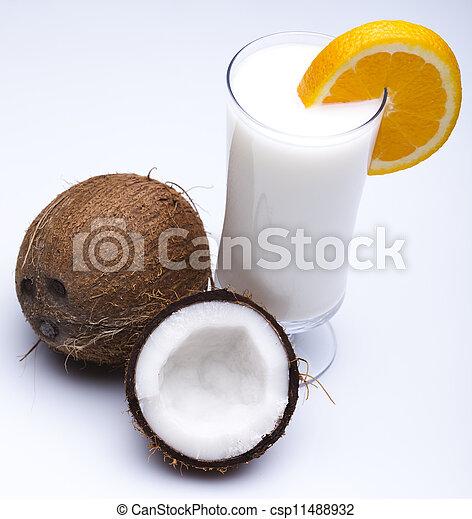 Kokosnuss Alkohol