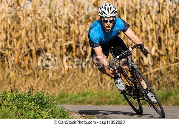 kolarstwo, triathlete - csp11332020