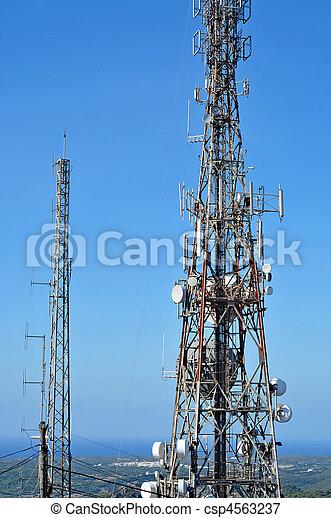 kommunikationen ragen - csp4563237
