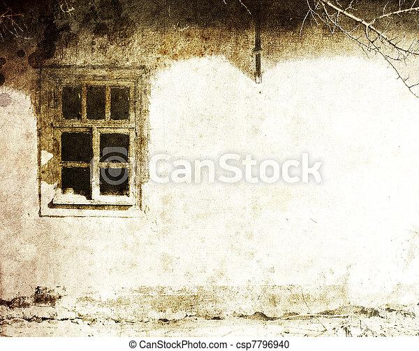 kommunism, gammal, förbi, arv, ukraine., by - csp7796940