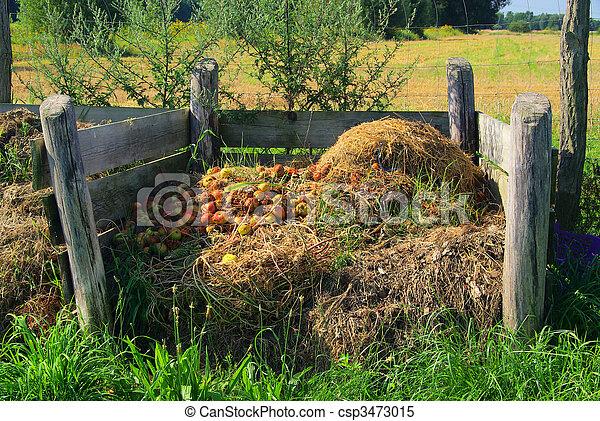 Kompost Englisch