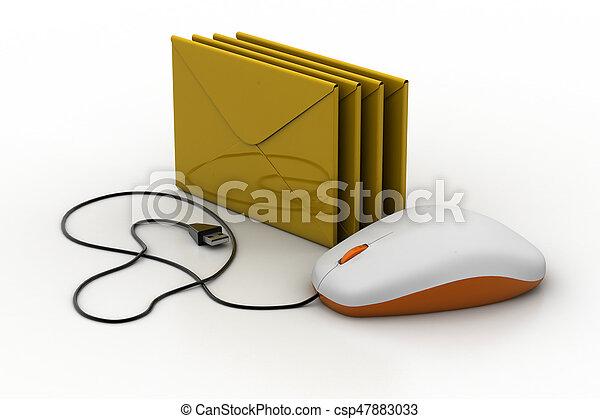 komunikacja, pojęcie, online - csp47883033