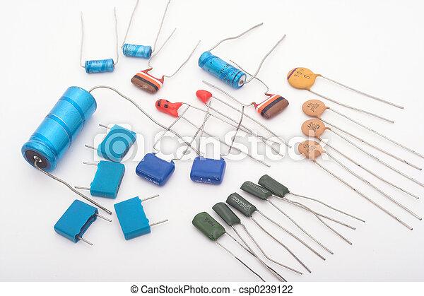 kondensatoren - csp0239122