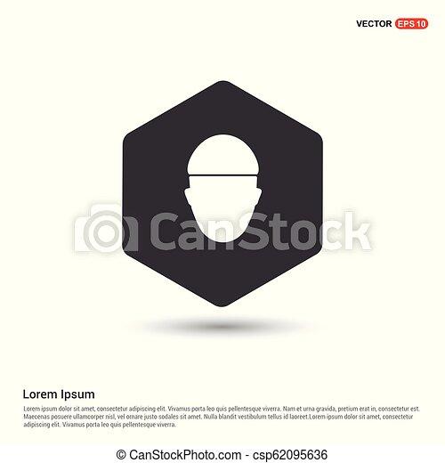 konstruál, ikon - csp62095636
