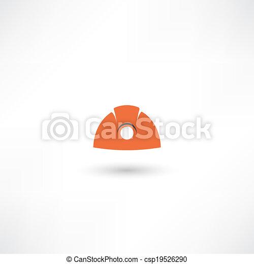 konstruál, ikon - csp19526290