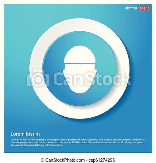 konstruál, ikon - csp61274296