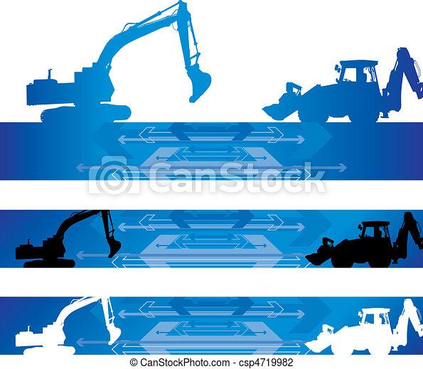 konstruktion, baggrund - csp4719982