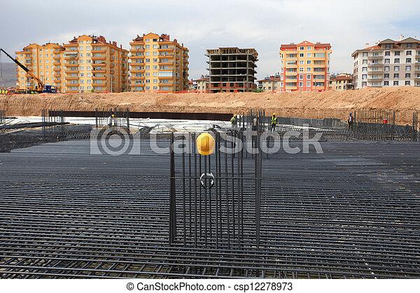 konstruktion, bakgrund - csp12278973