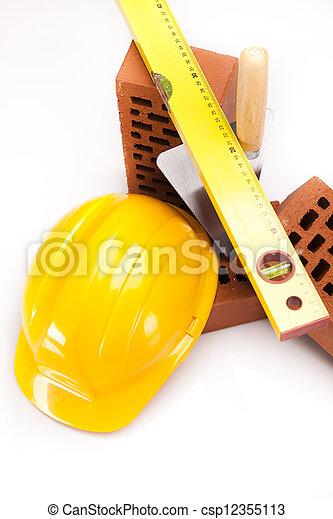 konstruktion, bakgrund - csp12355113
