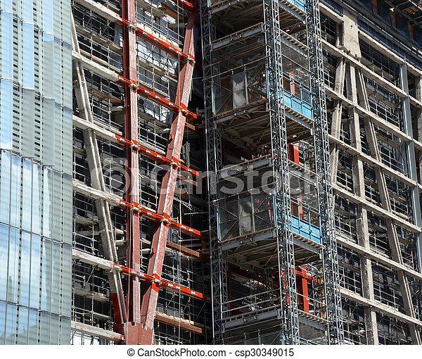 konstruktion, bakgrund - csp30349015