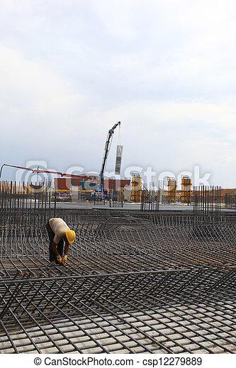 konstruktion, bakgrund - csp12279889