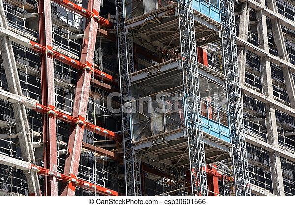 konstruktion, bakgrund - csp30601566
