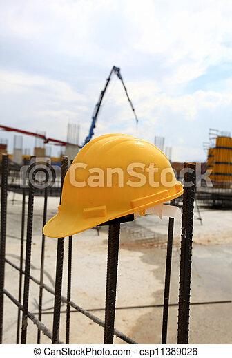 konstruktion, bakgrund - csp11389026