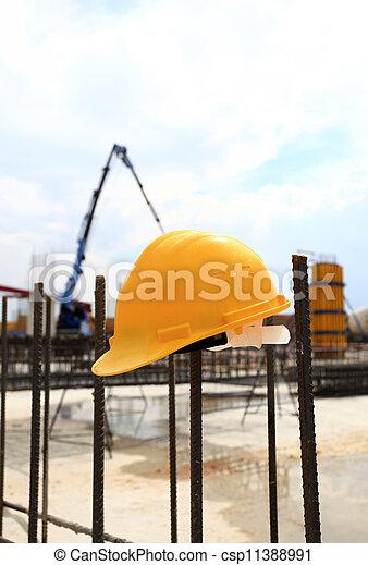konstruktion, bakgrund - csp11388991