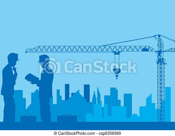 konstruktion - csp6359369
