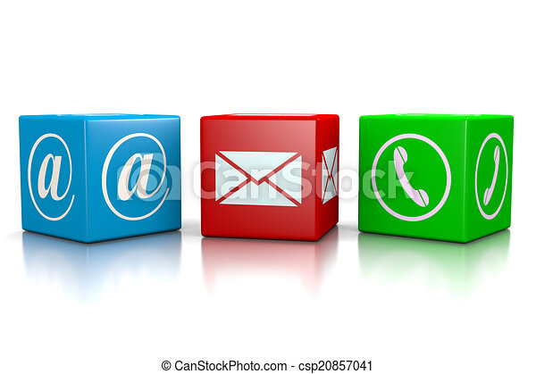 kontakt oss - csp20857041