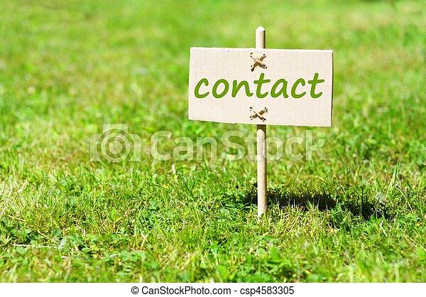 kontakta - csp4583305