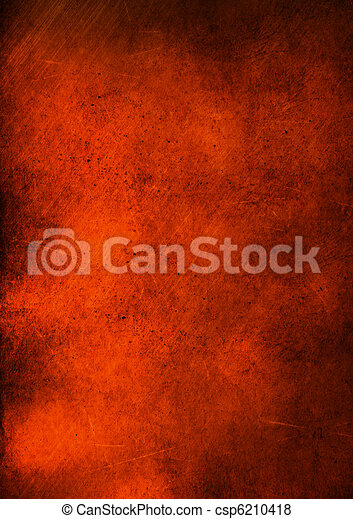 koper, abstract, grunge, achtergrond - csp6210418