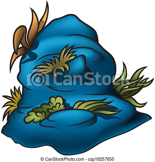 koralikowa rafa - csp18257650