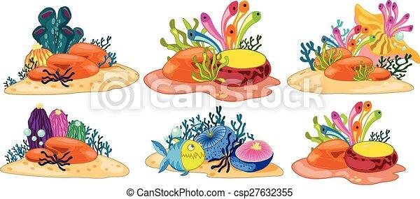 koralikowa rafa - csp27632355