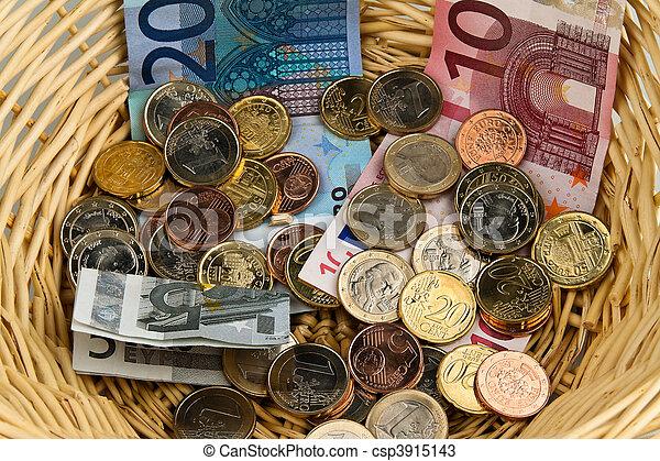 Korb, collection., spende, spenden, ? Korb, collection., spende, ?