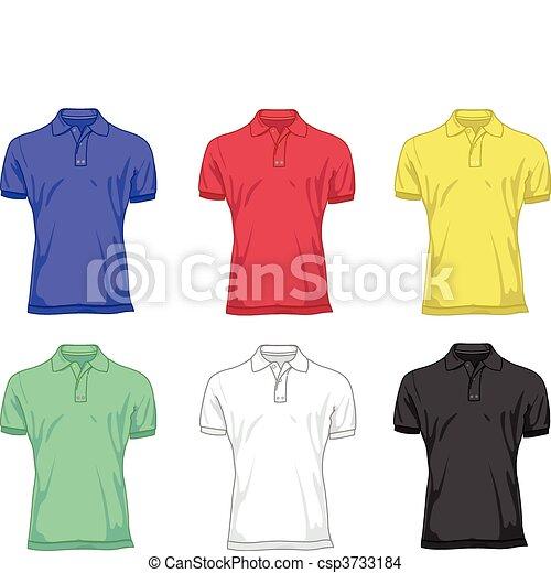 koszule polo - csp3733184
