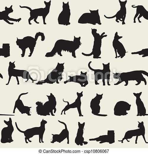 Kot Grafika Wektorowa