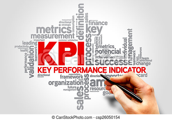 kpi, indicatore, chiave, esecuzione - csp26050154